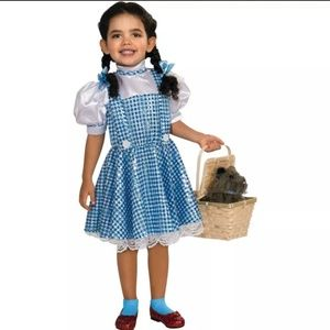Dorothy Costume - The Wizard of Oz Kids Costume